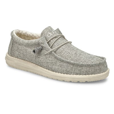 Mns Wally Linen iron casual shoe