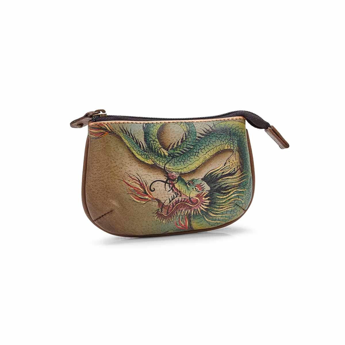 Women's HIDDEN DRAGON coin purse