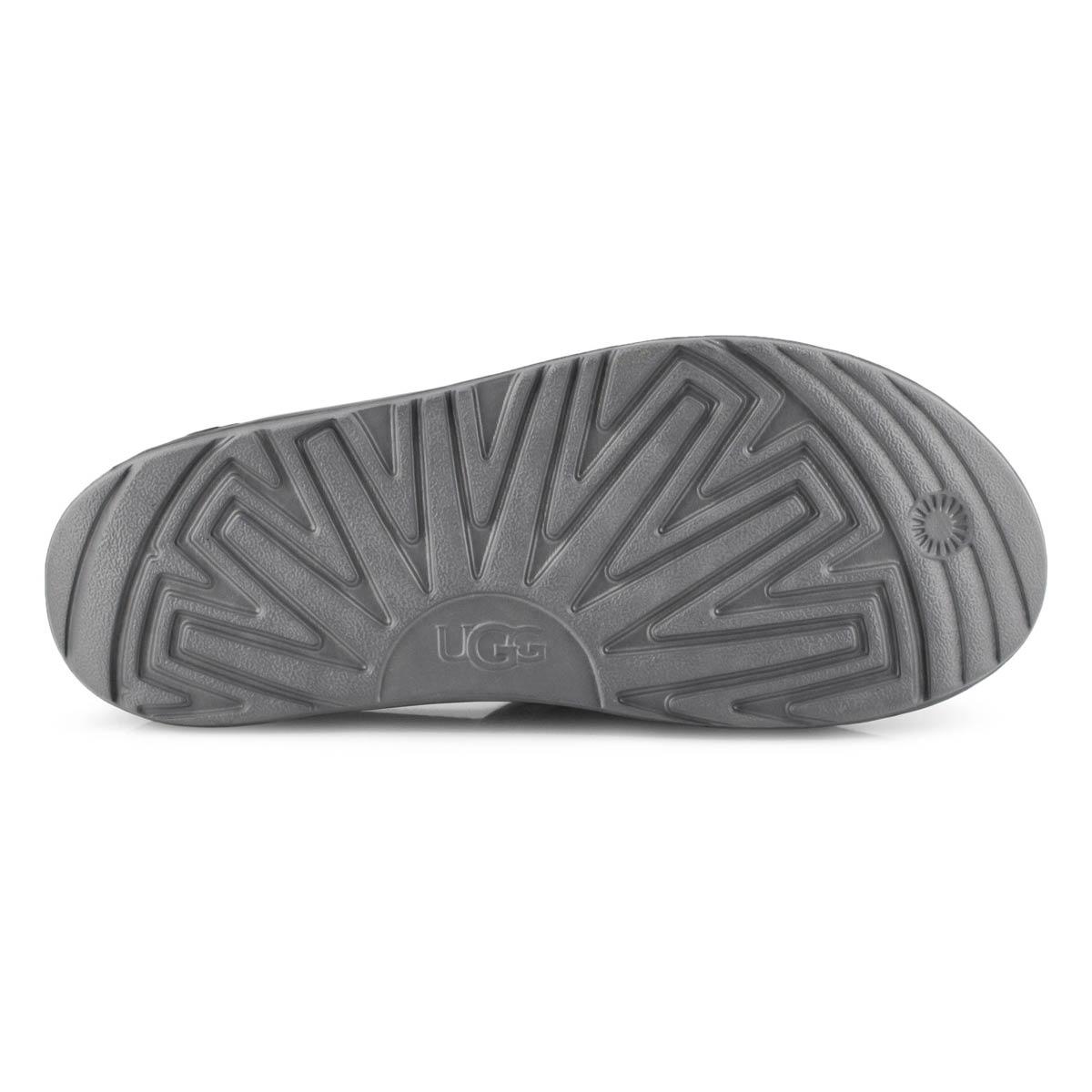 Mns Wilcox black slide sandal