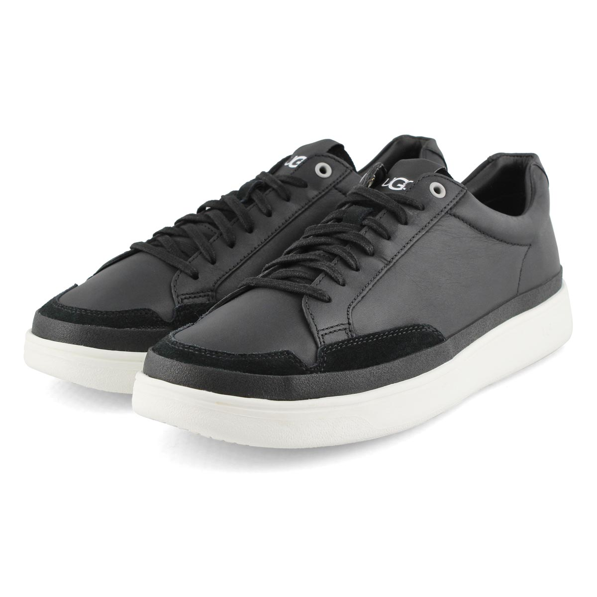 Mns South Bay black lace up sneaker