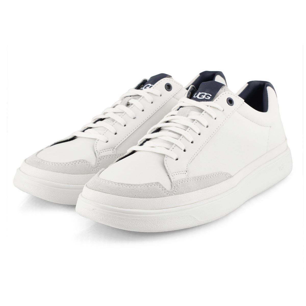 Mns South Bay white lace up sneaker