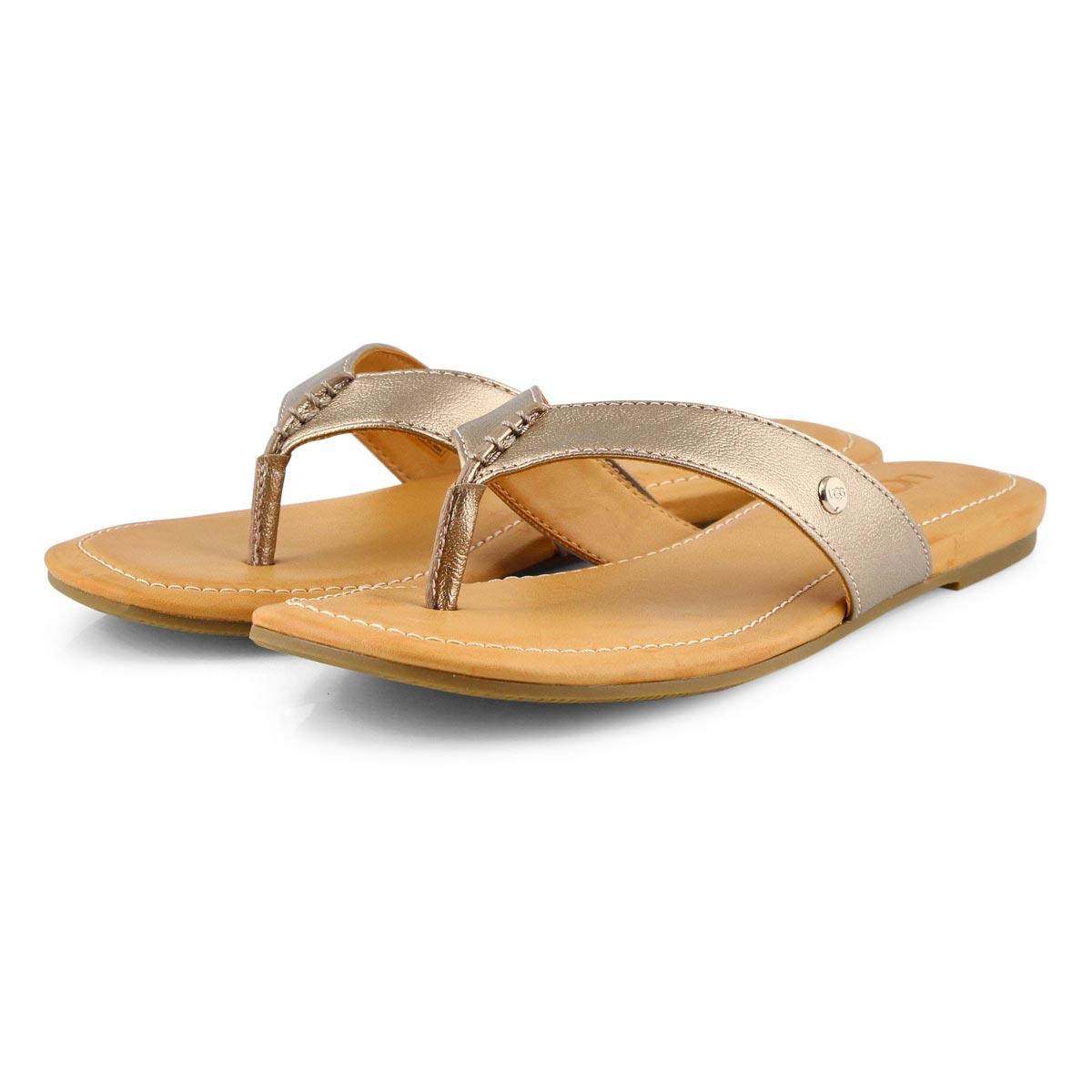 Sandale,Tuolumne,bronze,femme