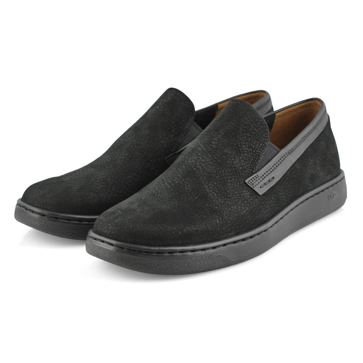 Mns Pismo black slip on sneaker