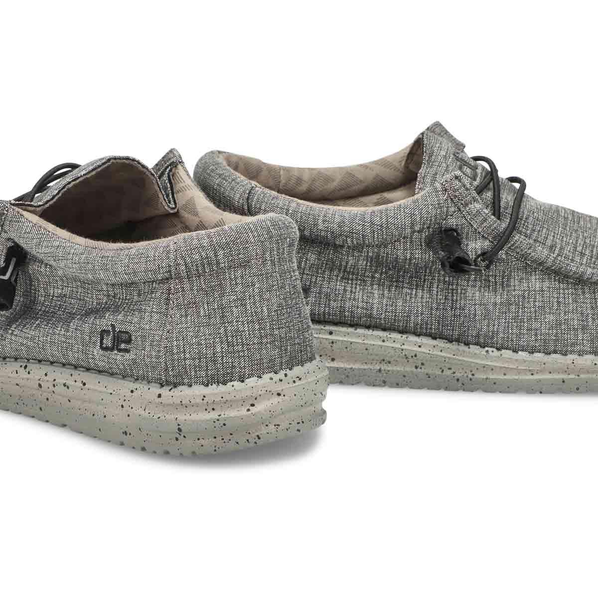 Mns Wally L Stretch steel casual shoe