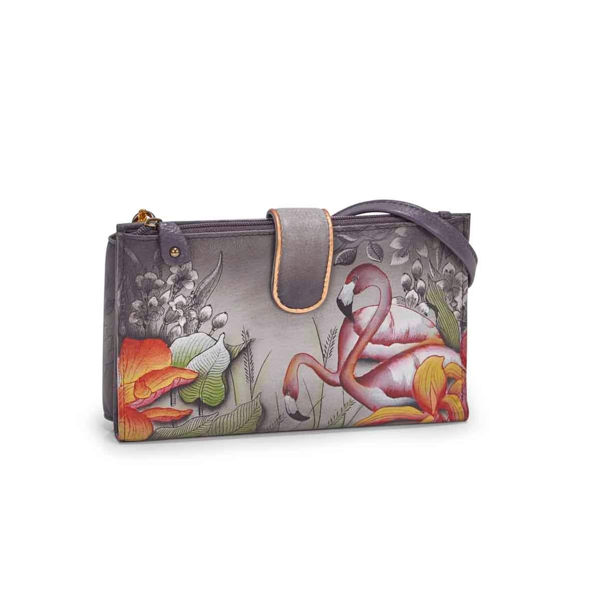 Women's FLAMBOYANT FLAMINGO wallet
