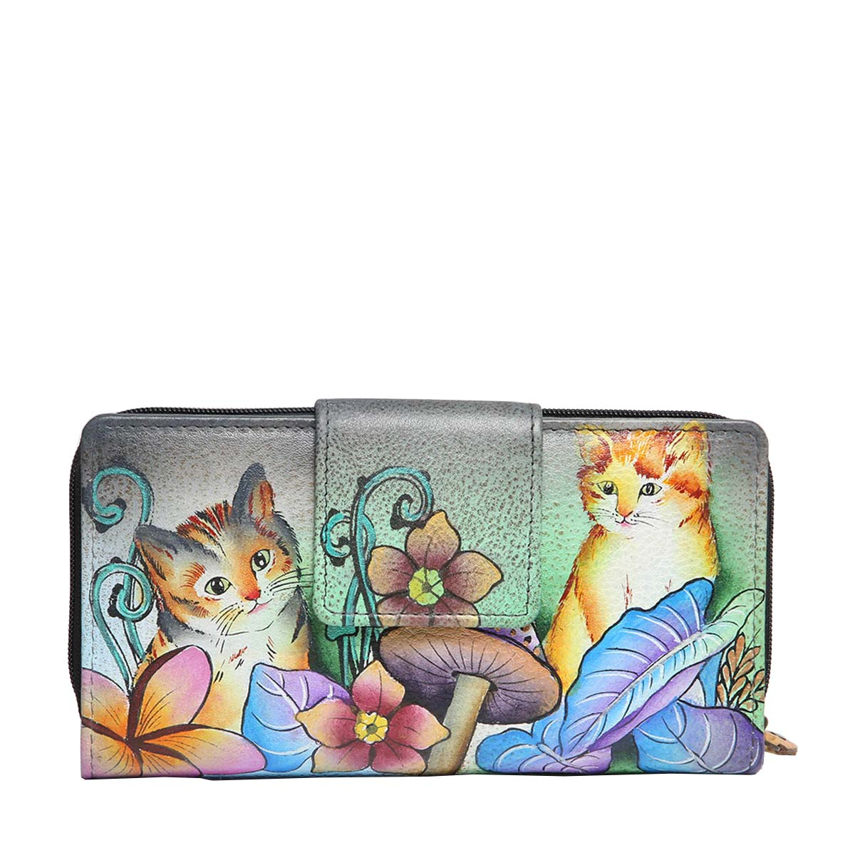 Women's CATS IN WONDERLAND wallet