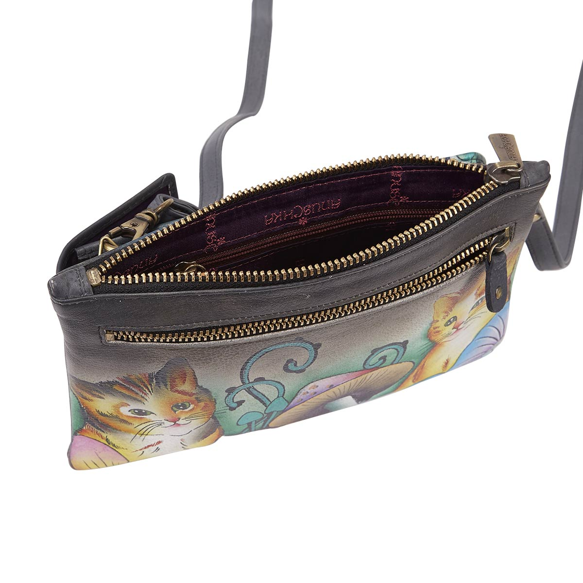 Sac-pochette Cats In Wonderland