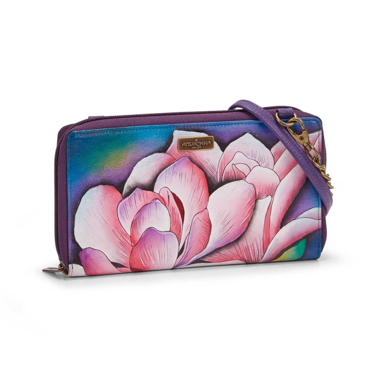 Women's MAGNOLIA MELODY crossbody clutch
