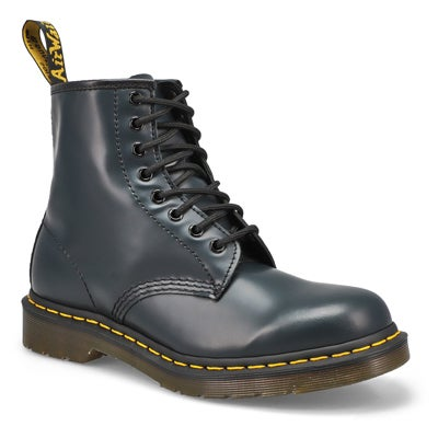 Lds 1460 8 eye navy smooth boot