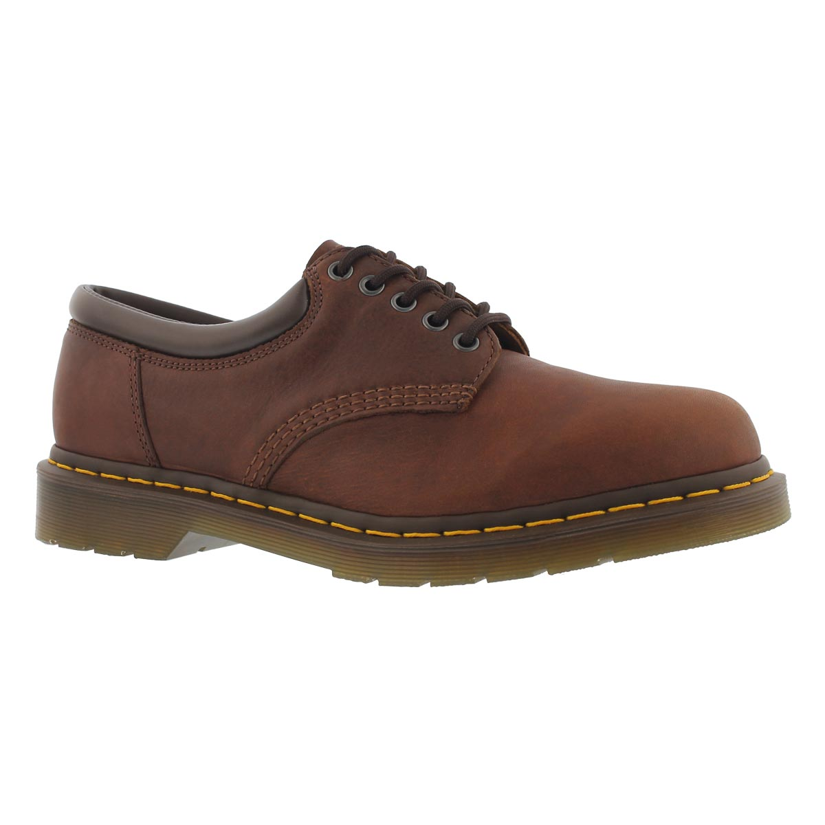 Mns 8053 tan 5-eye harvest  oxford