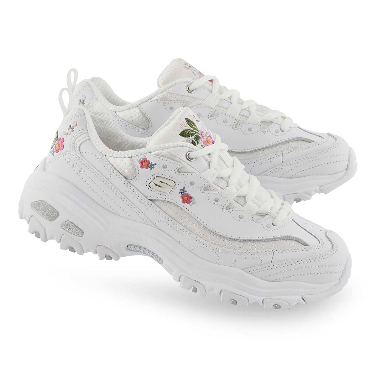 Espa. D'Lites Bright Blossoms,blanc, fem