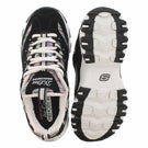 Lds D'Lites Interlude blk/mlti sneaker