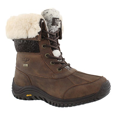 Lds Adirondack II chocolate winter boot
