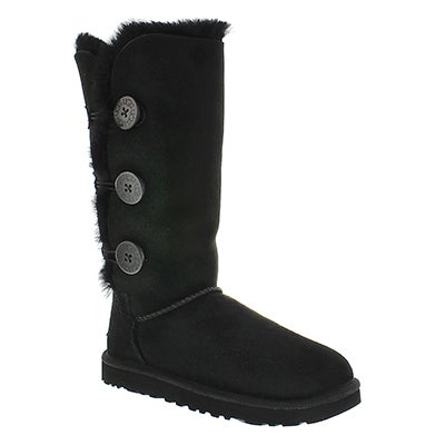 UGG Australia Women's BAILEY BUTTON TRIPLET fashion boots