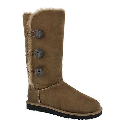 UGG Australia Women's BAILEY TRIPLET dryleaf sheepskin boots