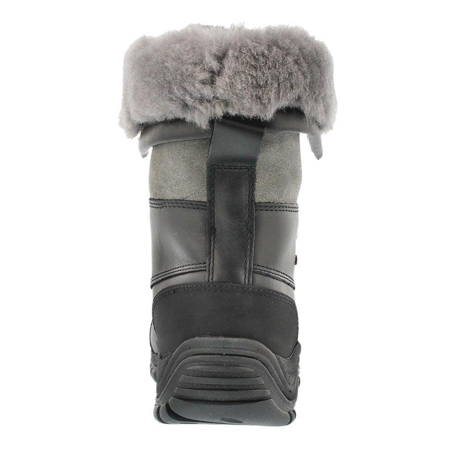 Lds Adirondack II blk/gry winter boot