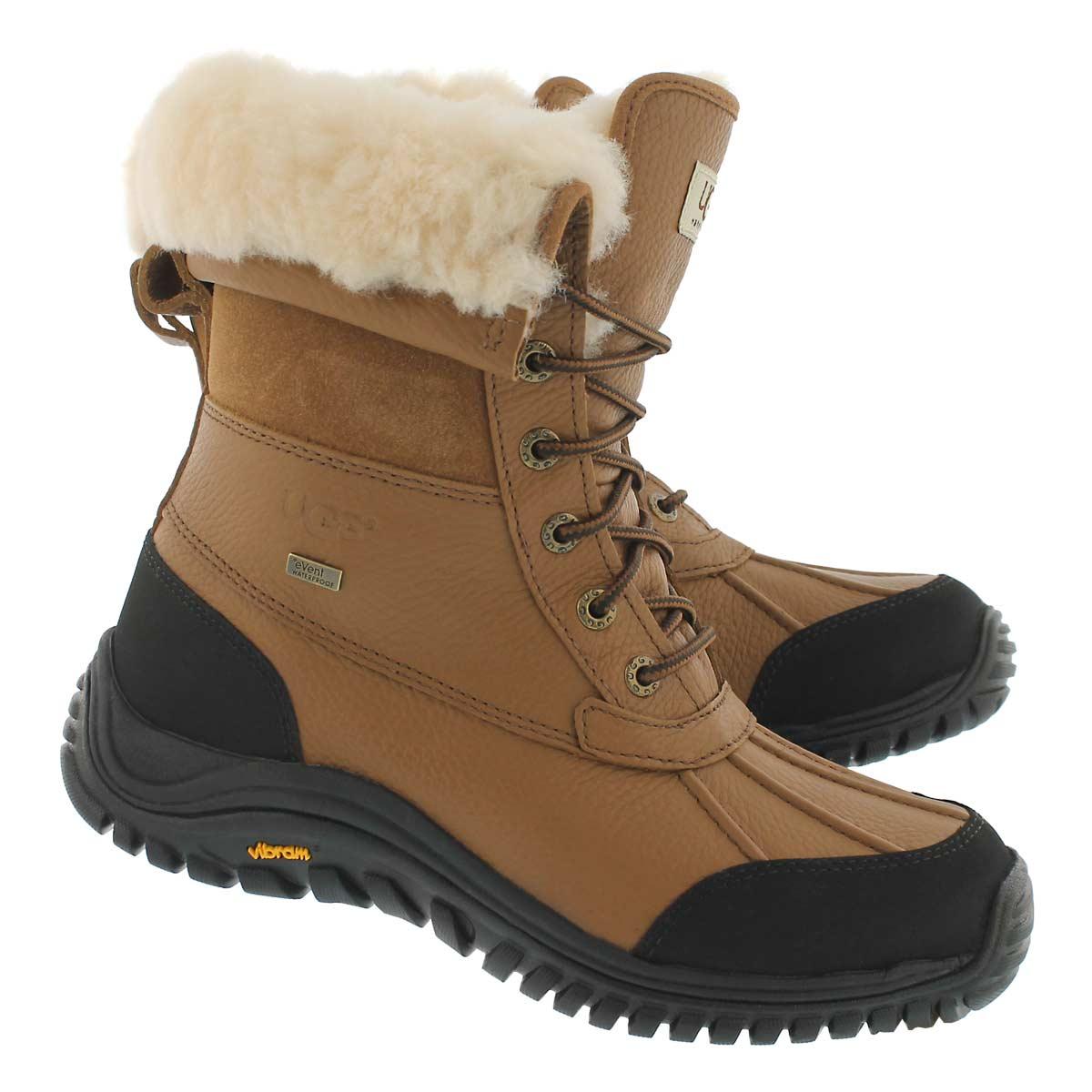Botte hiver brun ADIRONDACK II, fem