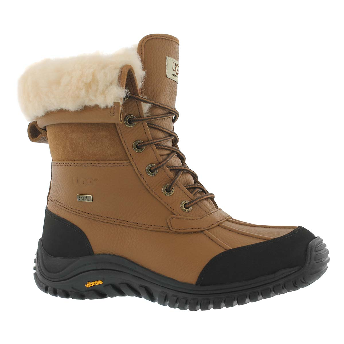Lds Adirondack II otter winter boot