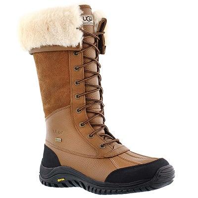 UGG Australia Women's ADIRONDACK TALL otter waterproof boots