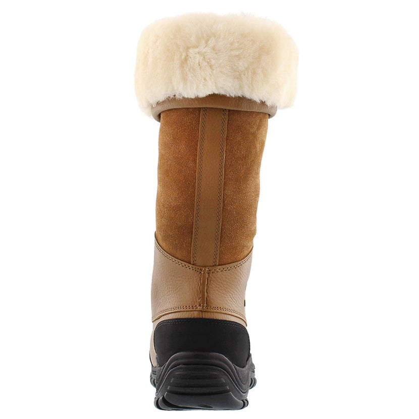 Lds Adirondack tall otter winter boot
