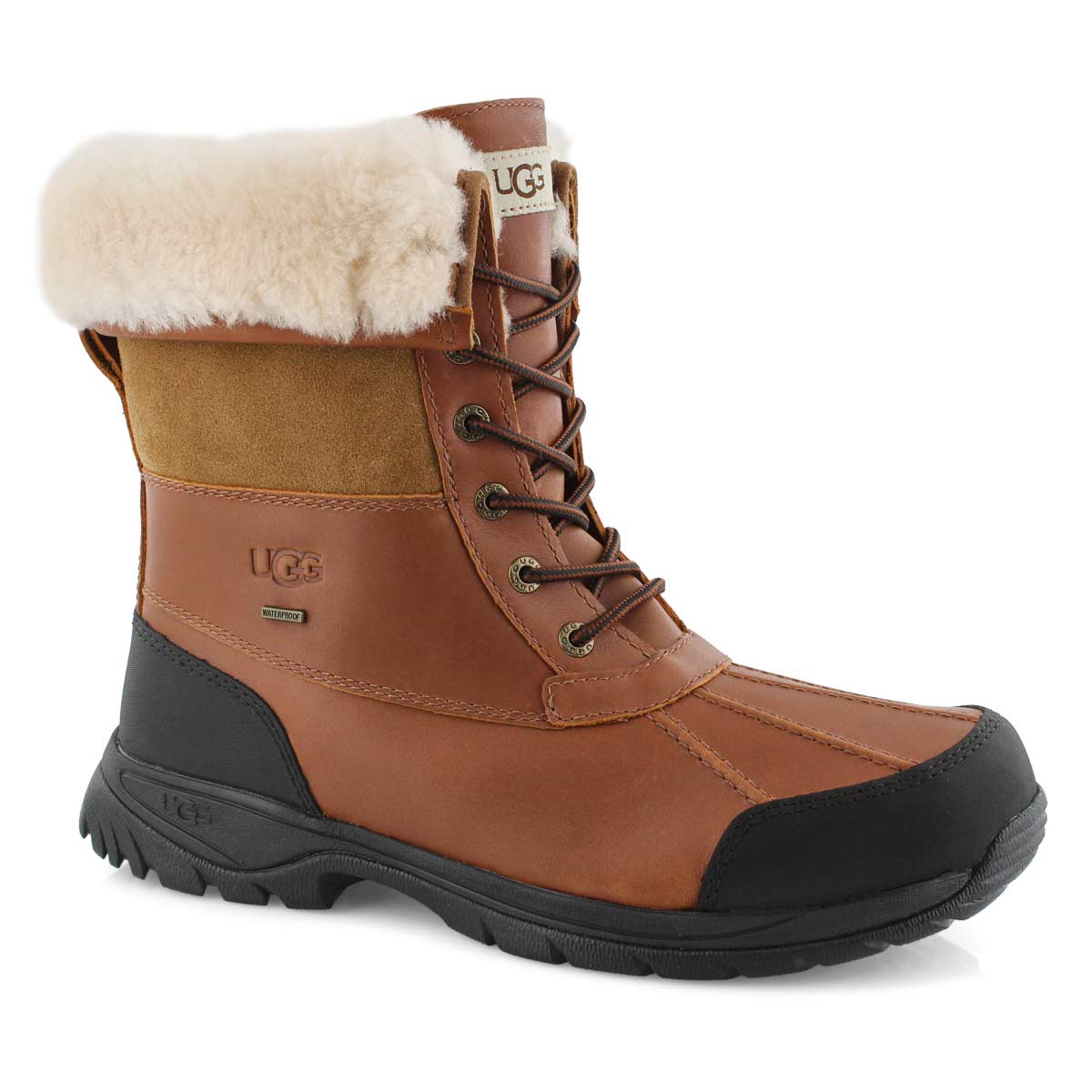 Mns Butte worchester sheepskin boot