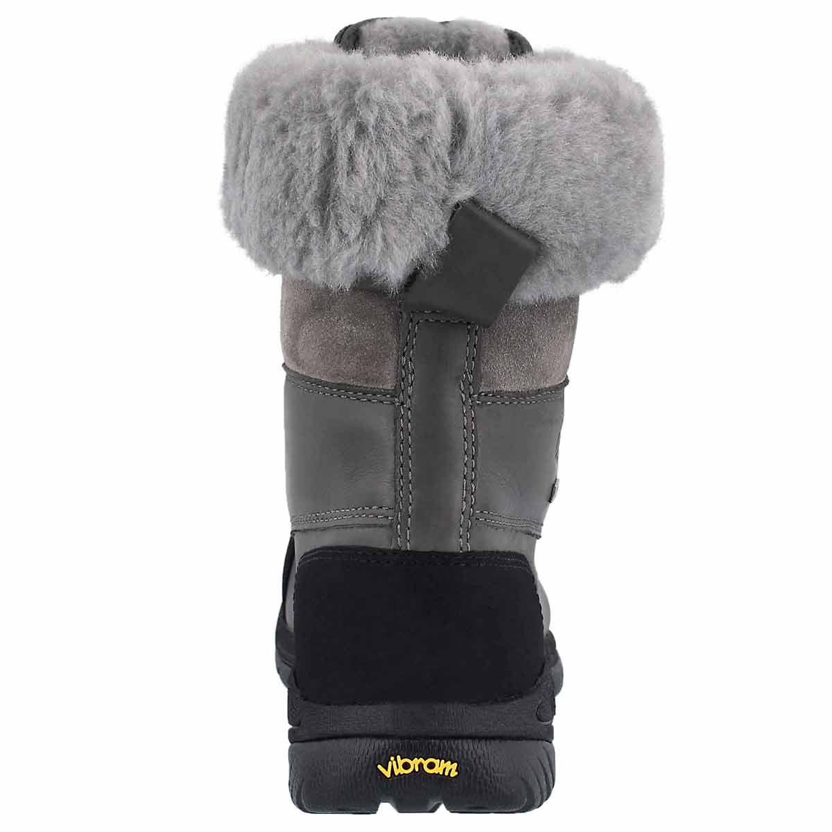 Mns Butte metal sheepskin boot