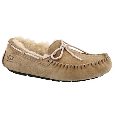 UGG Australia Women's DAKOTA tobacco sheepskin lining