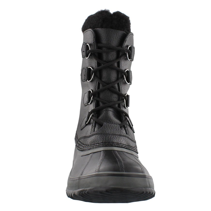Mns 1964 Pac T black winter boot