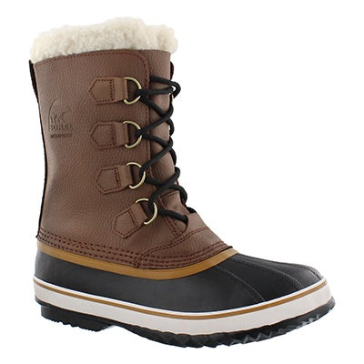 Sorel Men's 1964 PAC T hickory winter boots