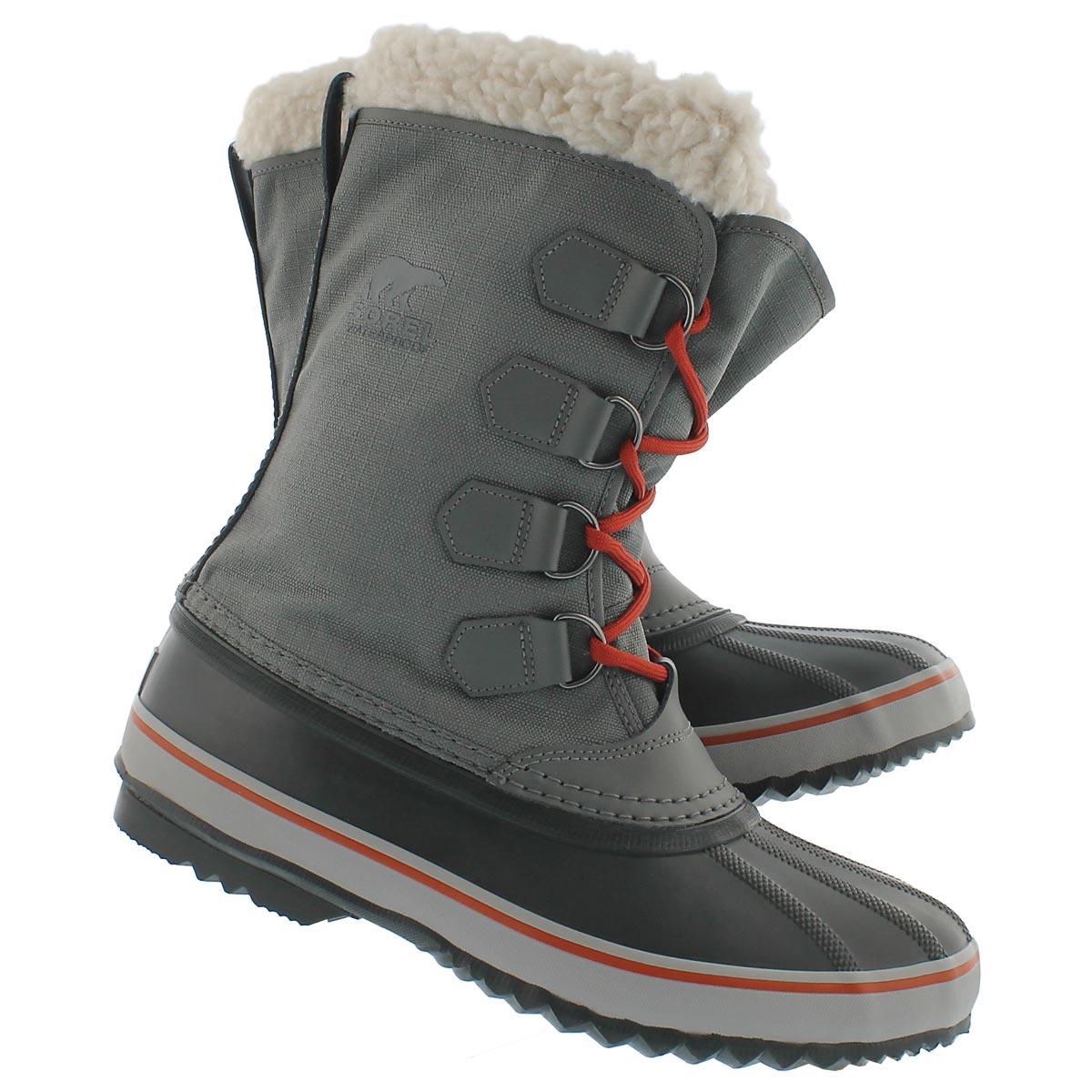 Mns 1964 Pac Nylon dk fog winter boot