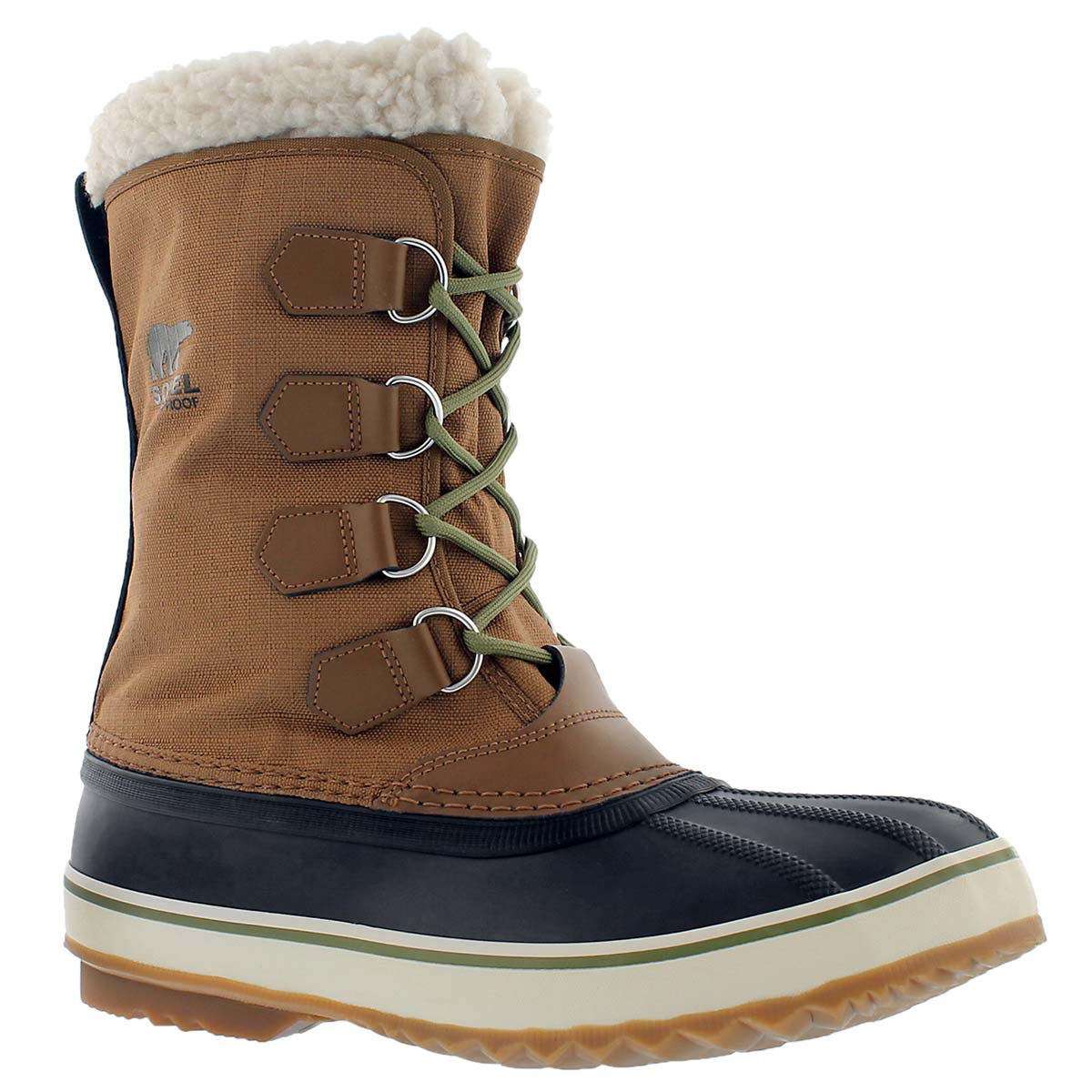 Buy Shoes Online Or At 125 Stores Across Canada D Island Casual Black Mns 1964 Pac Nylon Nutmeg Winter Boot