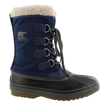 Mns 1964 Pac Nylon nvy winter boot