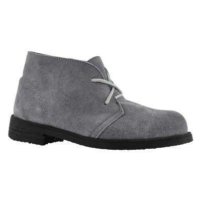 Lds Dessy grey CSA chukka boot