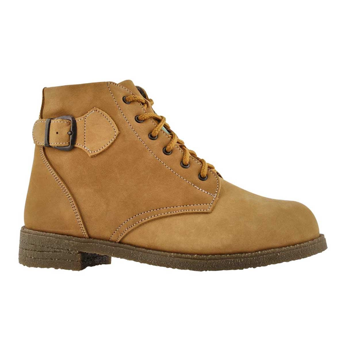 Lds Aventura tan CSA lace up boot
