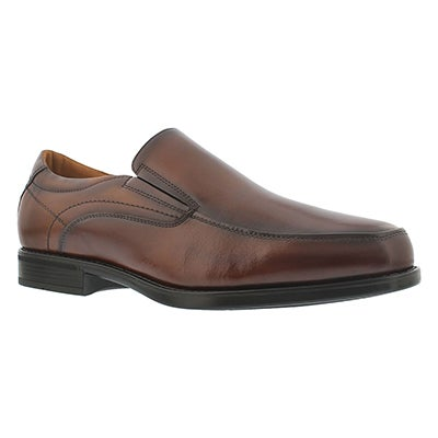 Mns Midtown Moc Slip cgn dress shoe-wide