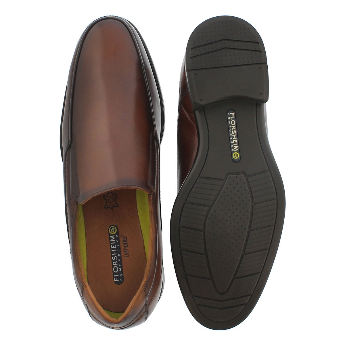 Chaussure hab MidtownMocSlip, cgc, hom-L