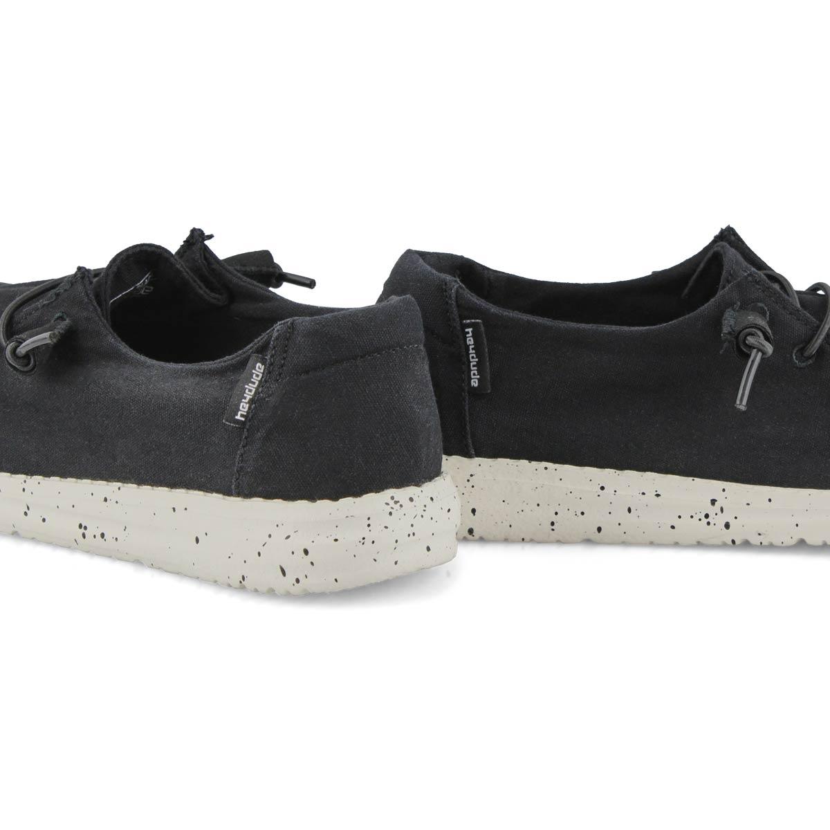Lds Wendy L black casual shoe