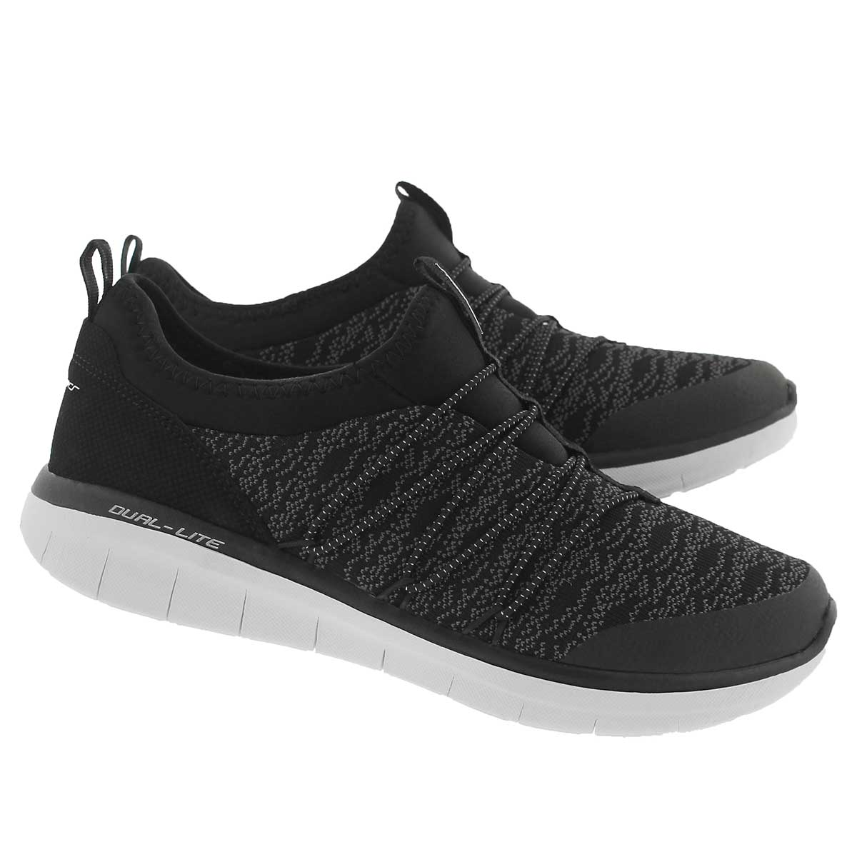 Lds Synergy 2.0 black slip on sneaker