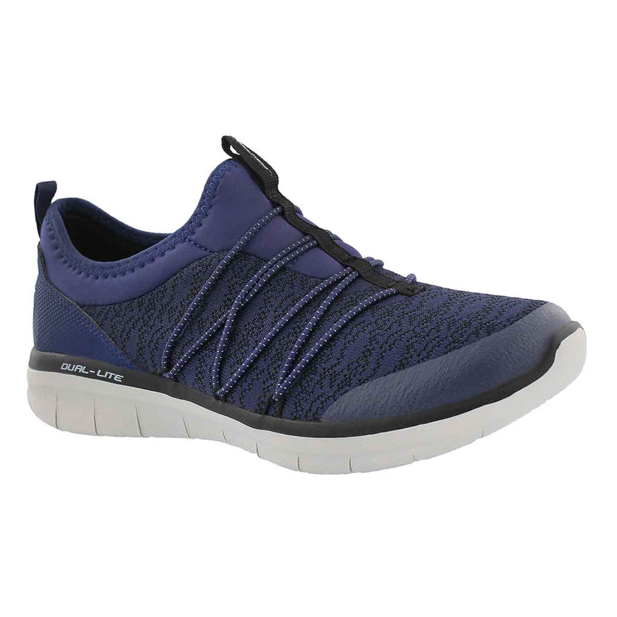 Lds Synergy 2.0 navy slip on sneaker