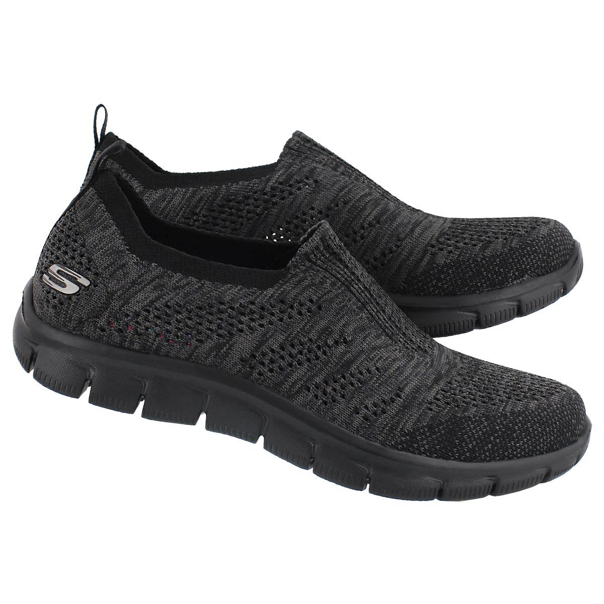 Lds Empire Inside Look blk slip on shoe