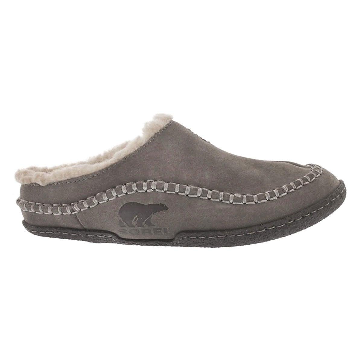 Pantoufle gris FALCON RIDGE, hom
