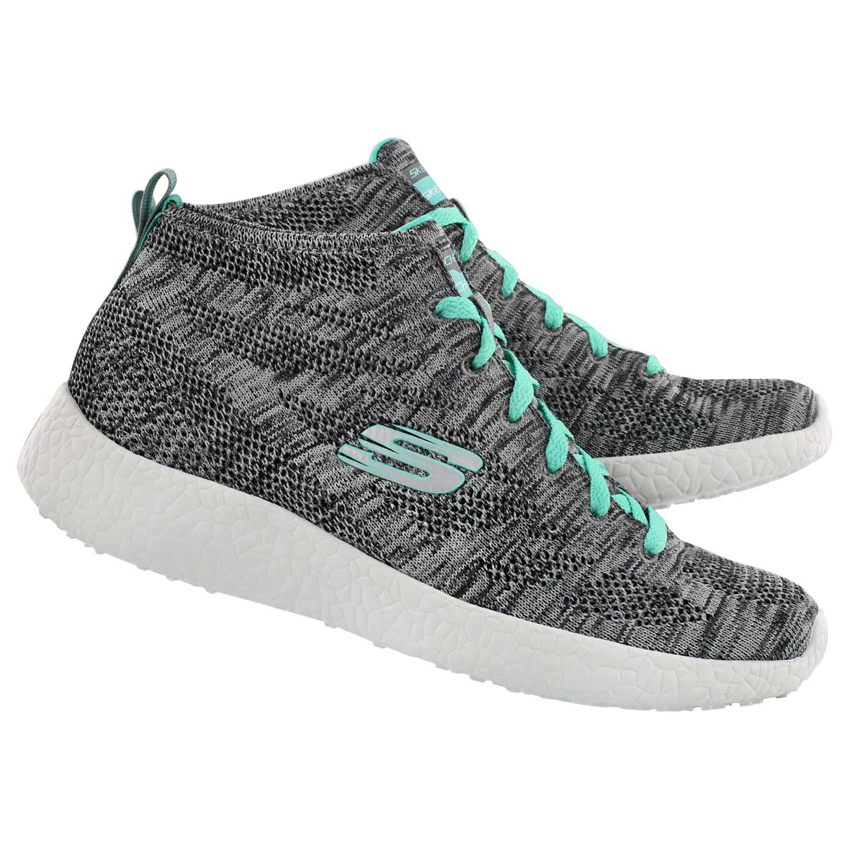 Lds Divergent gry chukka sneaker