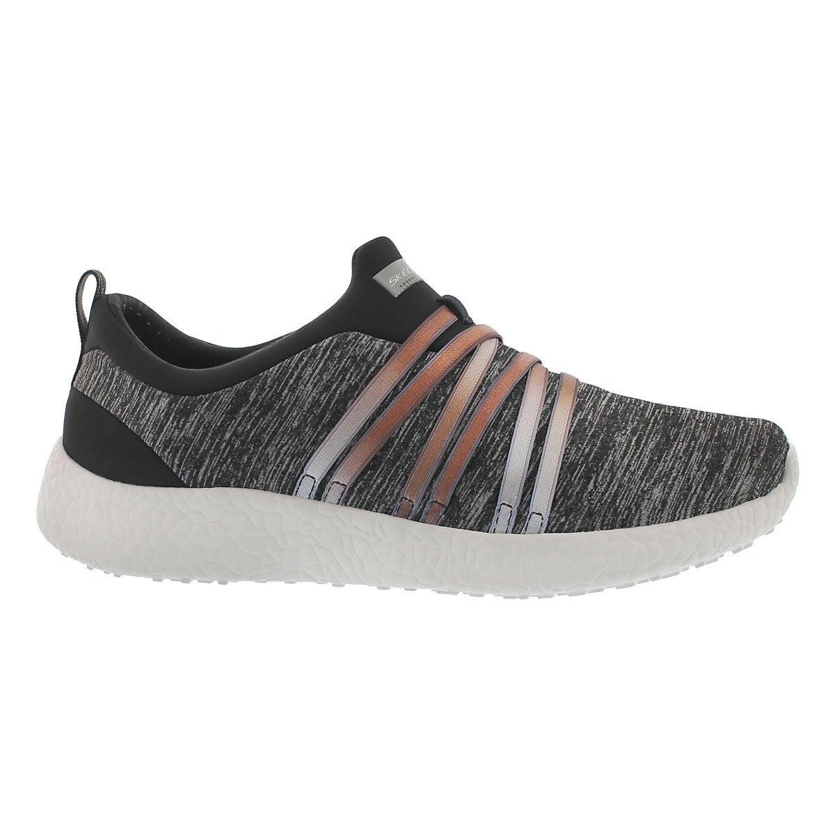 Lds Alter Ego black slip on sneaker