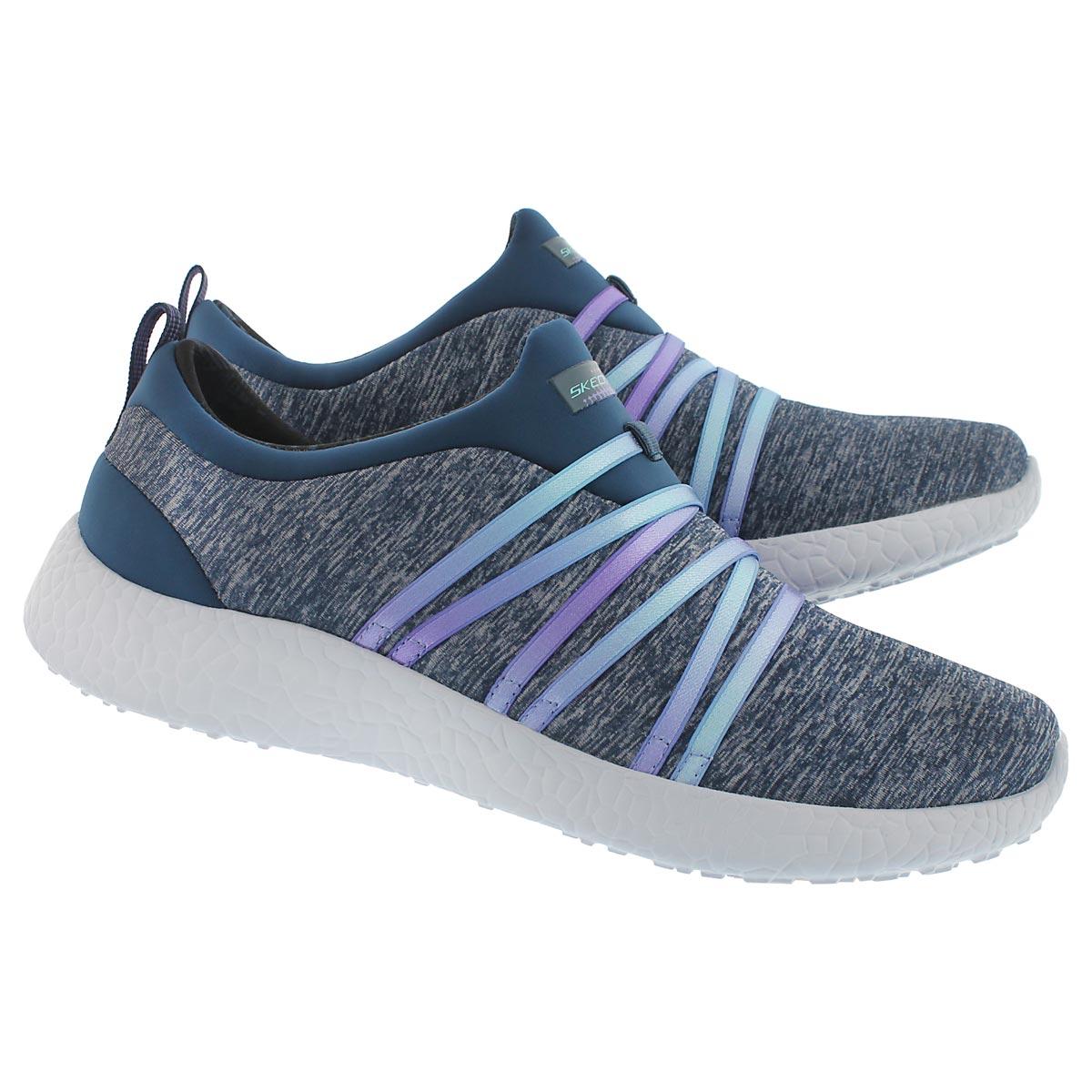 Lds Alter Ego navy slip on sneaker