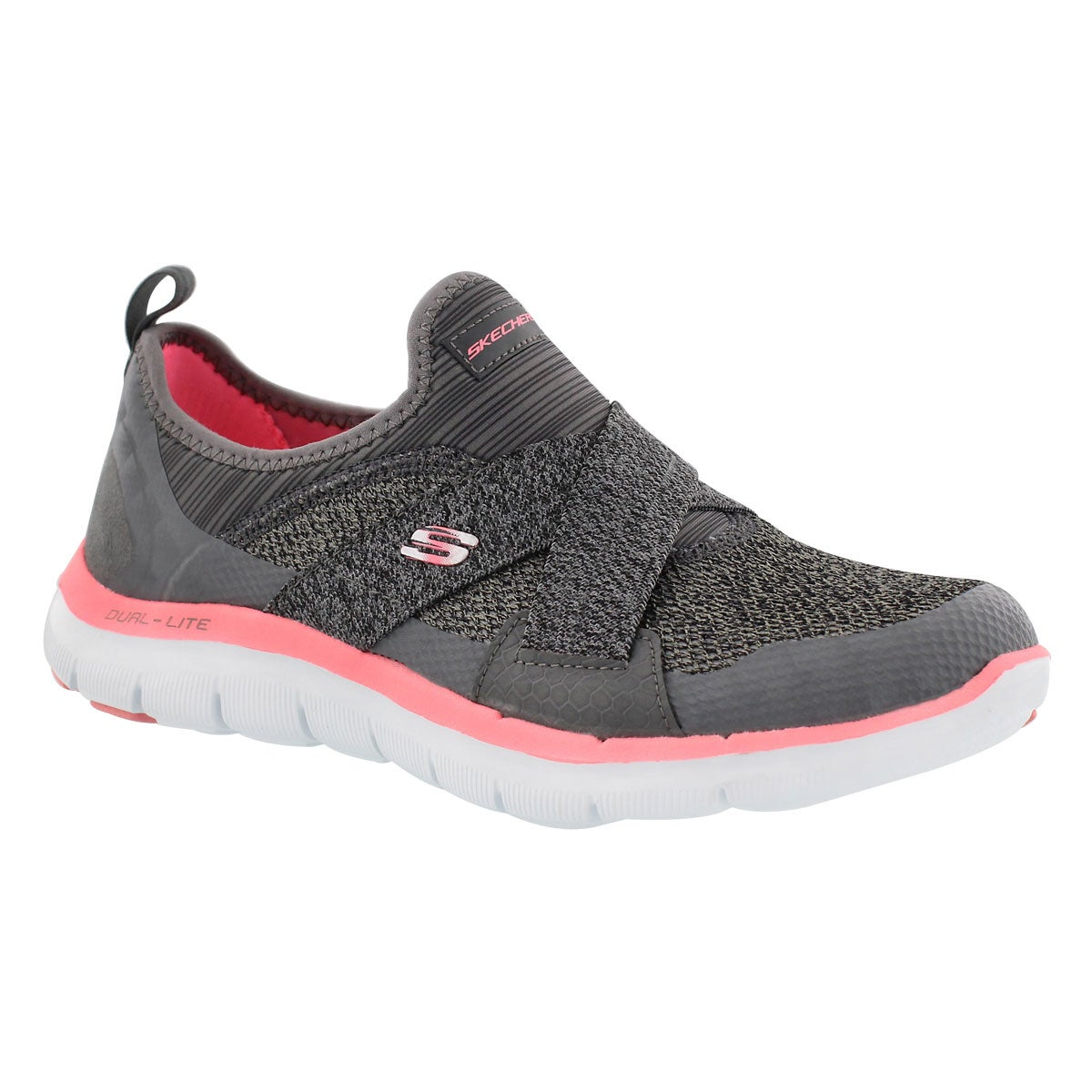 Women's FLEX APPEAL 2.0 NEW IMAGE grey sneakers