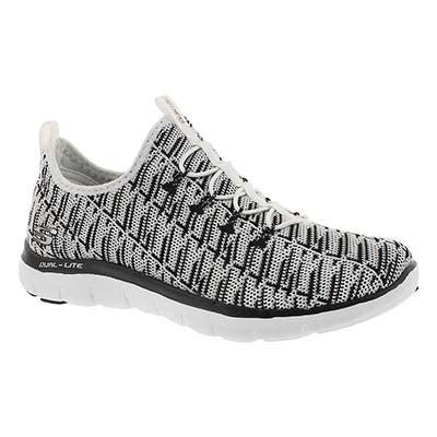 Skechers Women's FLEX APPEAL 2.0 INSIGHTS white sneakers