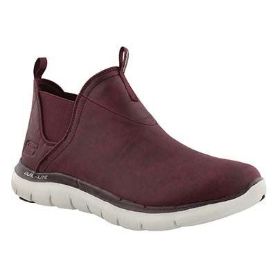 Lds Done Deal burg slip on high sneaker