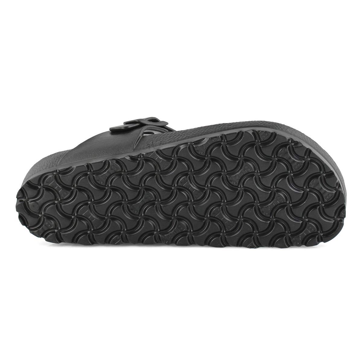 Lds Gizeh black EVA thong sandal