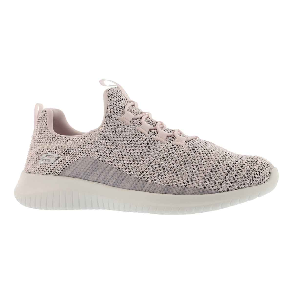 Women's ULTRA FLEX CAPSULE pink slip on sneakers
