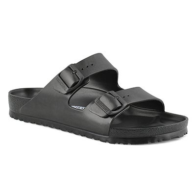 Birkenstock Men's ARIZONA black EVA sandals - Medium